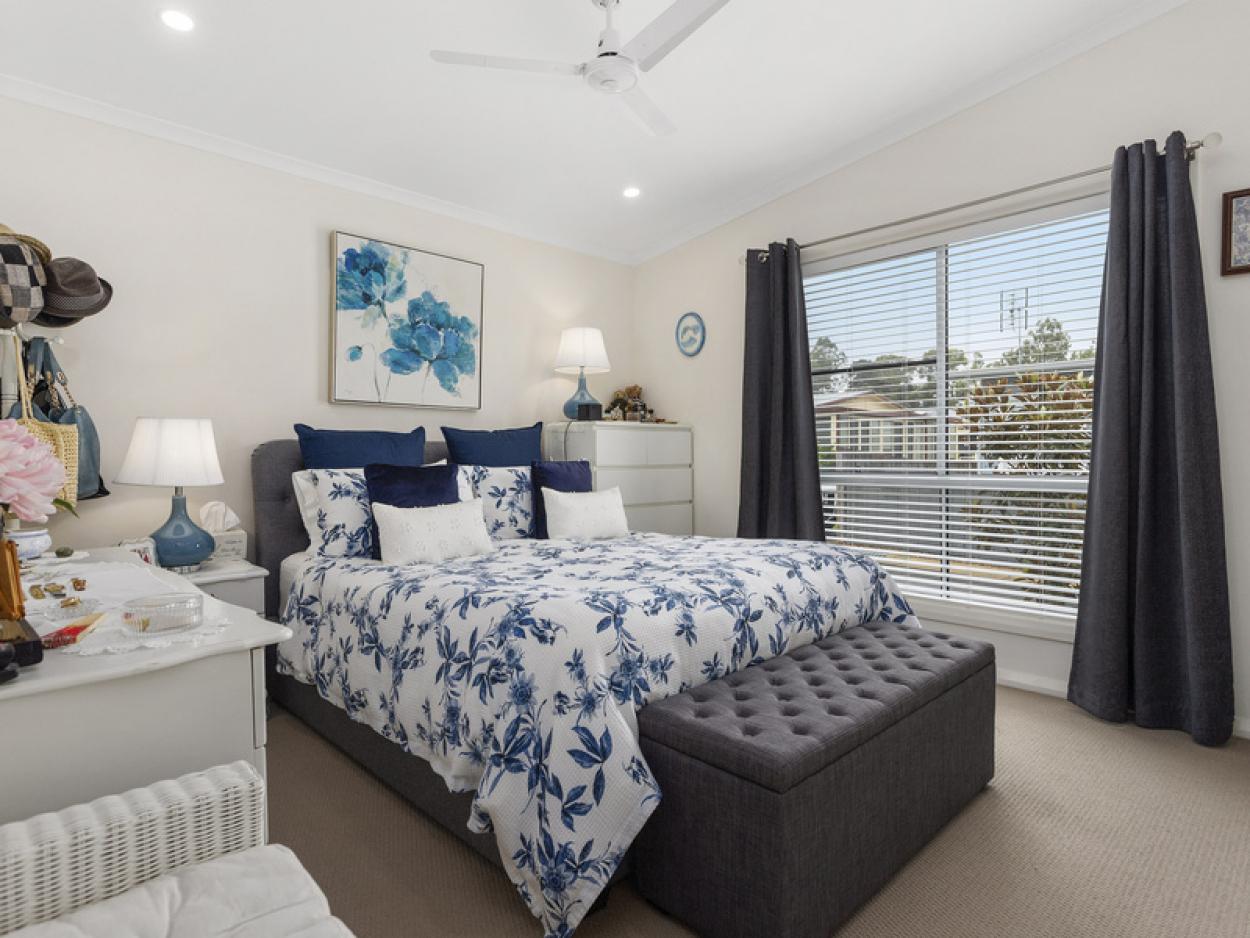 Two Bedroom plus Study Corner Block Home