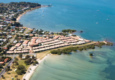 Tranquil Waters Beachfront Retirement Village