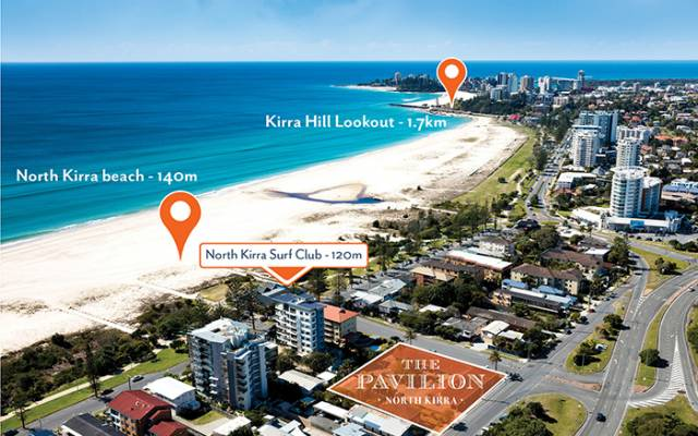 Official launch of The Pavilion North Kirra