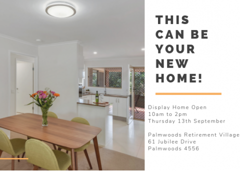 Choose the lifestyle that suits you at Palmwoods Retirement Village