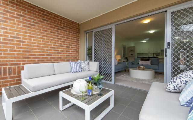 Perfect two-bedroom Villa in an enviable location – ready to move into now!