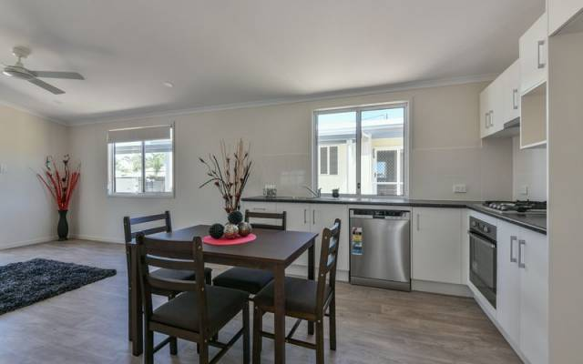 No Site Fees for 6 months - Brand New 2 Bedroom Home, Lifestyle Villages Bundaberg