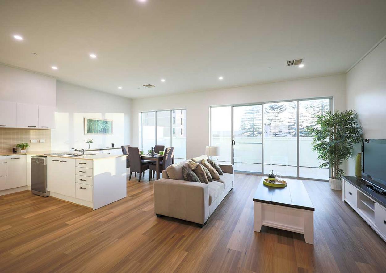 Luxury, location, lifestyle! It starts here!  301/12-16 Durham Street - Glenelg 5045 Retirement Property for Sale