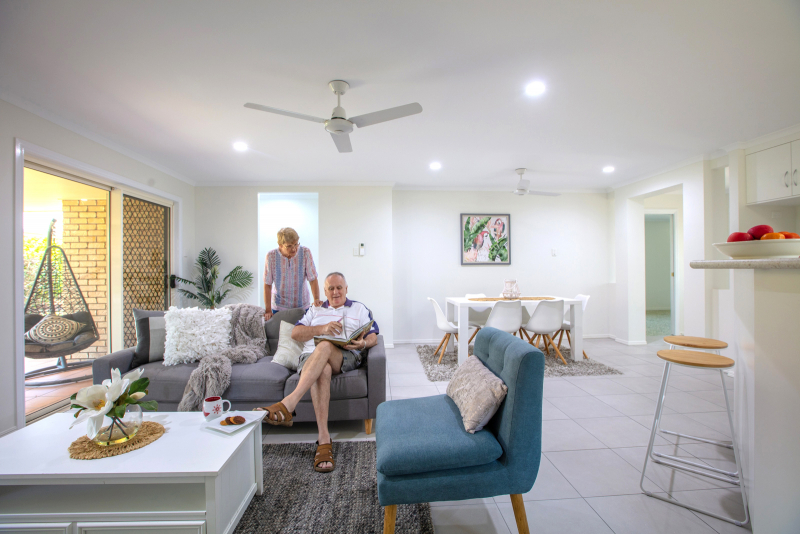 Feel right at home at Carlyle Gardens