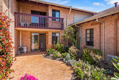 Apartment living at its best – Delightful home tucked away in one of the best pockets of the village