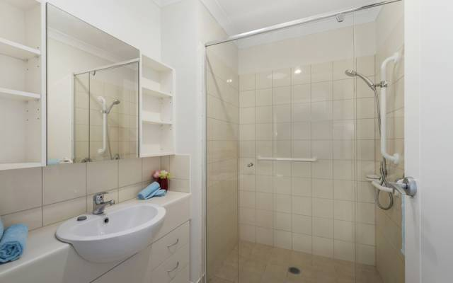 Reinstated Two Bedroom Home