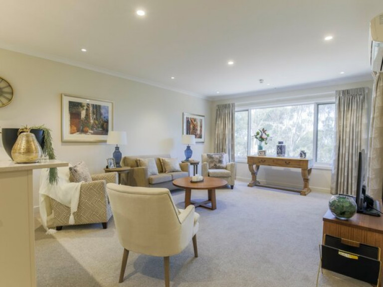 Nellie Melba Retirement Village Independent Apartments