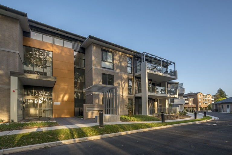LAST ONE! Brand new 2-bed apartment $854,000 in Castle Hill