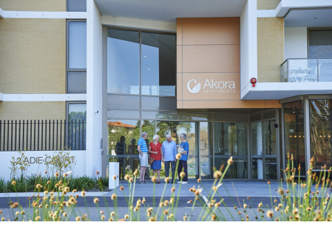 Brand New Akora Apartments at SwanCare