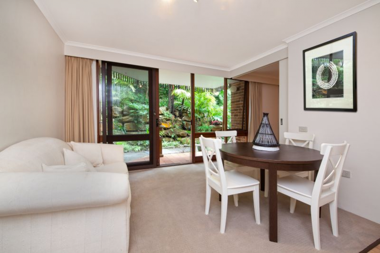 Serviced retirement living with space, security and peace-of-mind