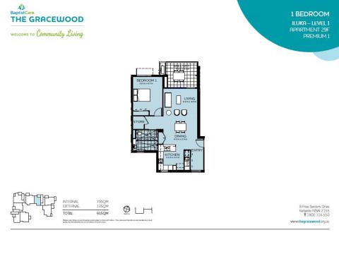 Oversized Luxury 1 Bedroom Apartment