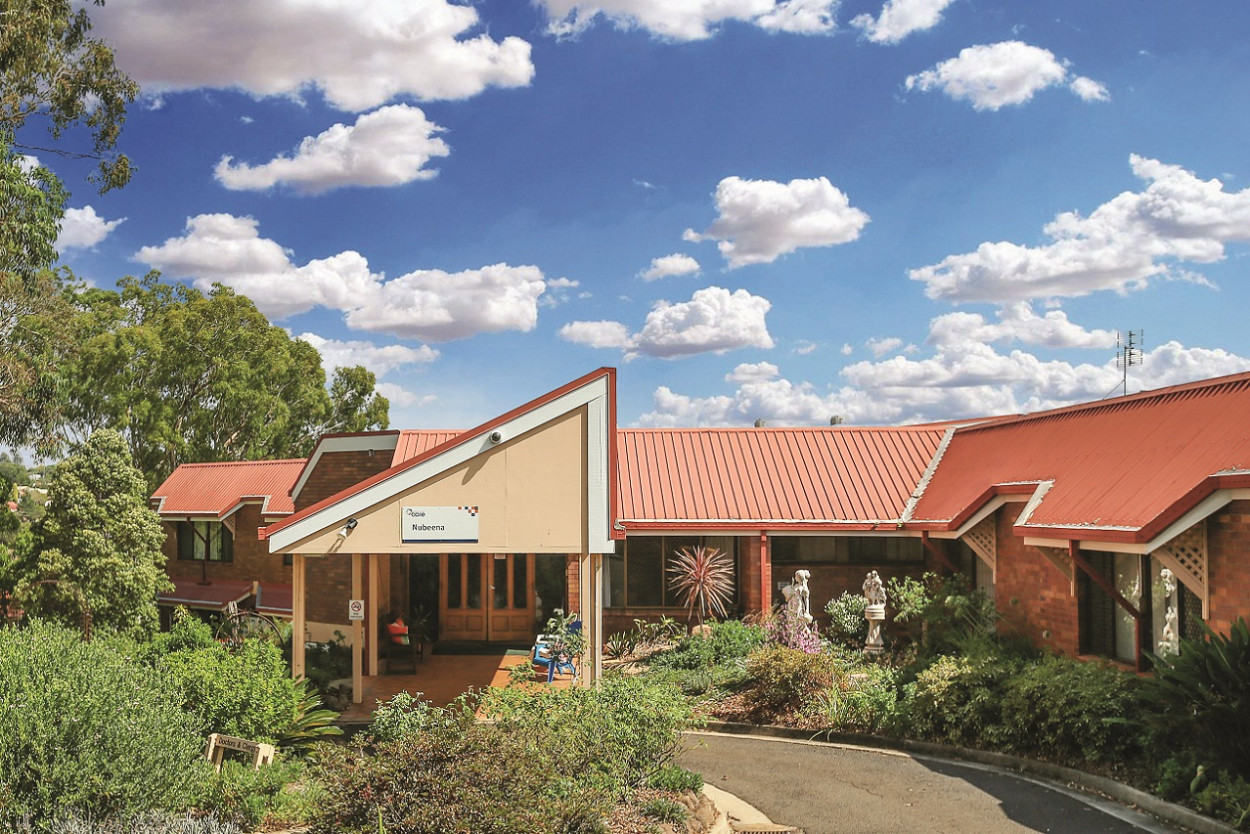 Churches of Christ in Queensland Toowoomba Aged Care Service