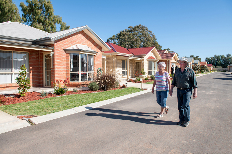 Angle Vale Gardens Retirement Estate.  2 Bedroom Hibiscus.  Brilliant features.   Move in now.