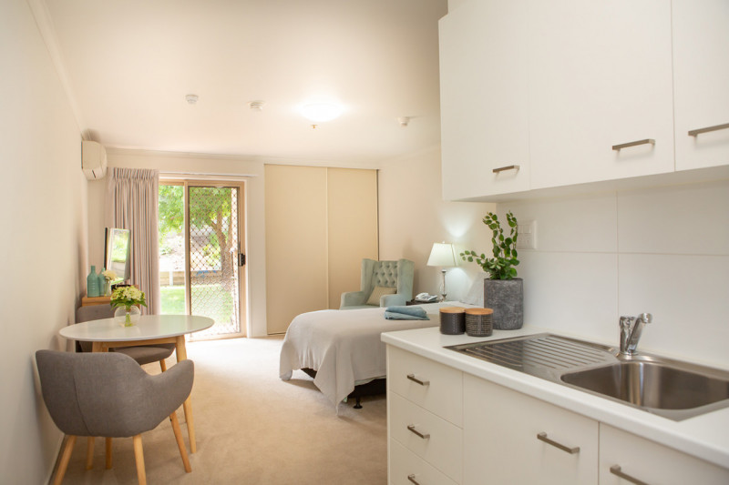 Serviced Apartment close to everything