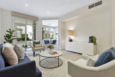 Retire to luxury in the heart of Kew