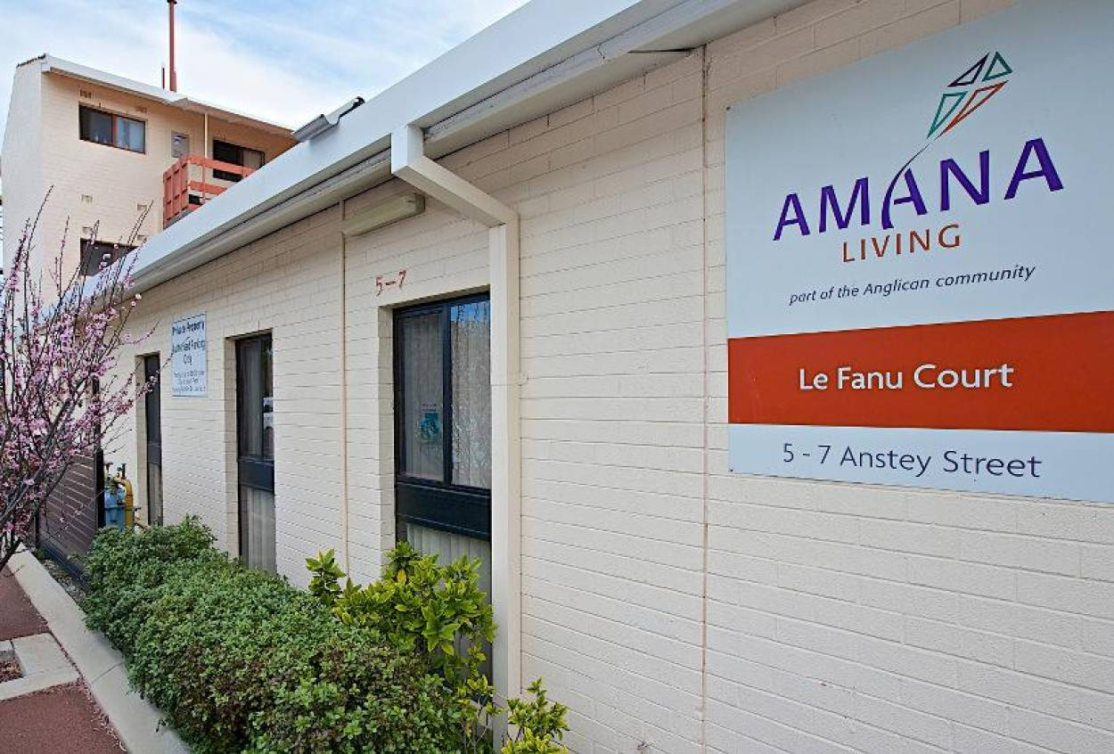 Le Fanu Court 5-7  Anstey Street - South Perth 6151 Retirement Property for Sale