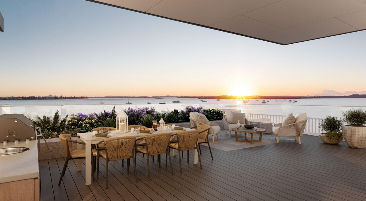 The Waterfront, Woolooware Shores 2 Alexander Avenue - Taren Point 2229 Downsizing Apartment for Sale