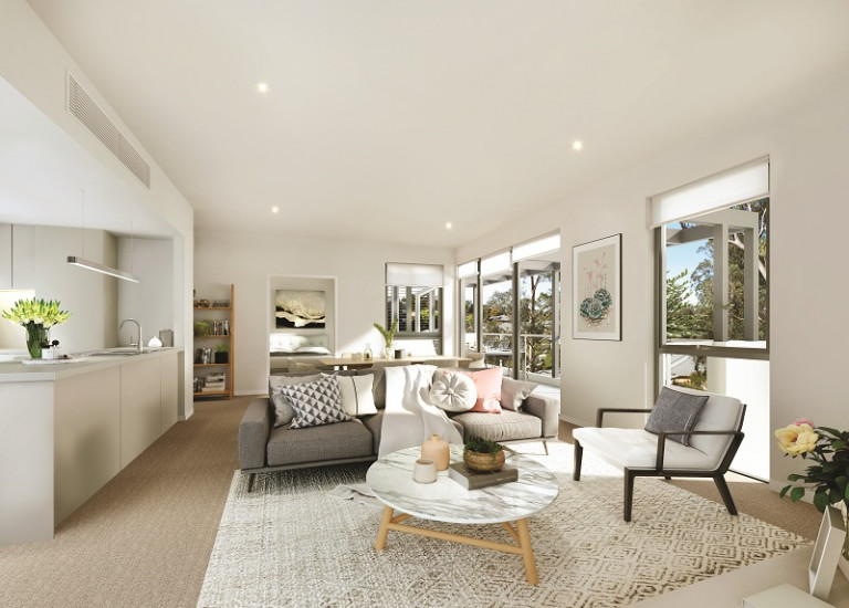 Anglicare Sydney - Brand new 2 & 3 bed apartments from $854,000 in Castle Hill