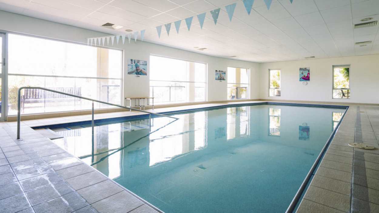 Close to all community facilities with sea views