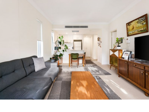 North east aspect Premium One Bedroom Apartment