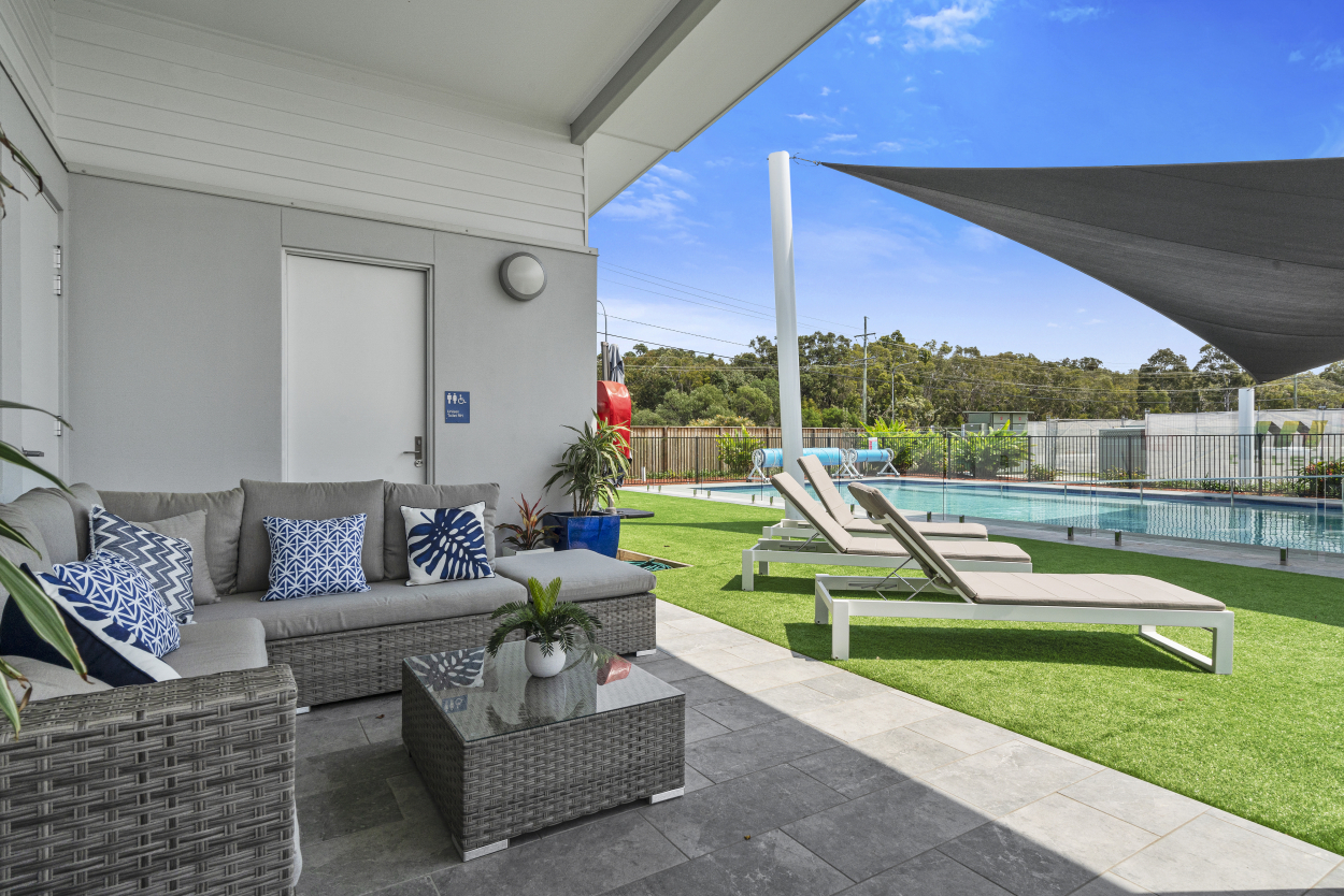 Orianna Over 50s living   2 Spinnaker Drive - Sandstone Point 4511 Downsizing Apartment for Sale