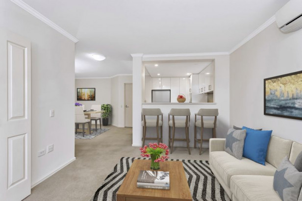 ARCADIA WATERS SWANBOURNE - Our Largest Designed Apartment