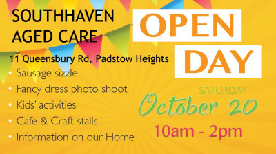 Join us for our Open Day!