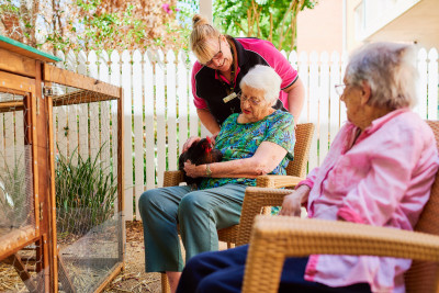 Outstanding aged care in North Parramatta