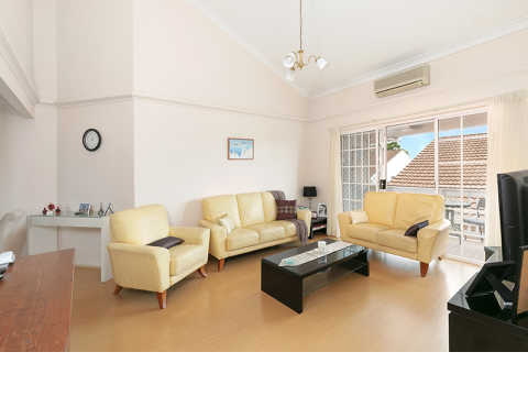 Beautifully presented and private first floor unit