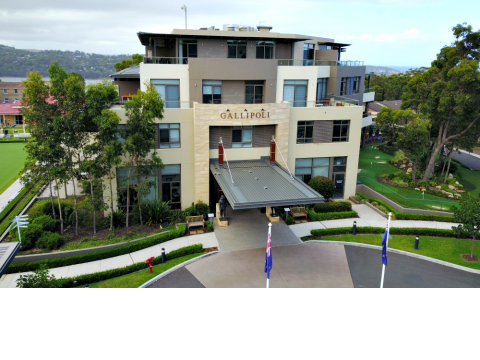 RSL ANZAC Retirement Village - Brand New Villa Now available in Cutler Village - Villa 35