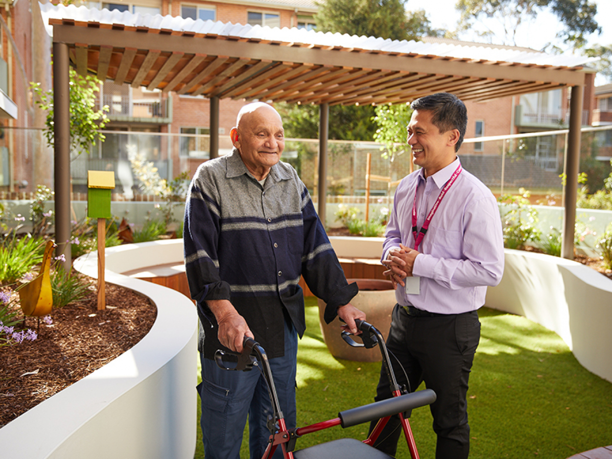 Uniting Westmead  Residential Aged Care