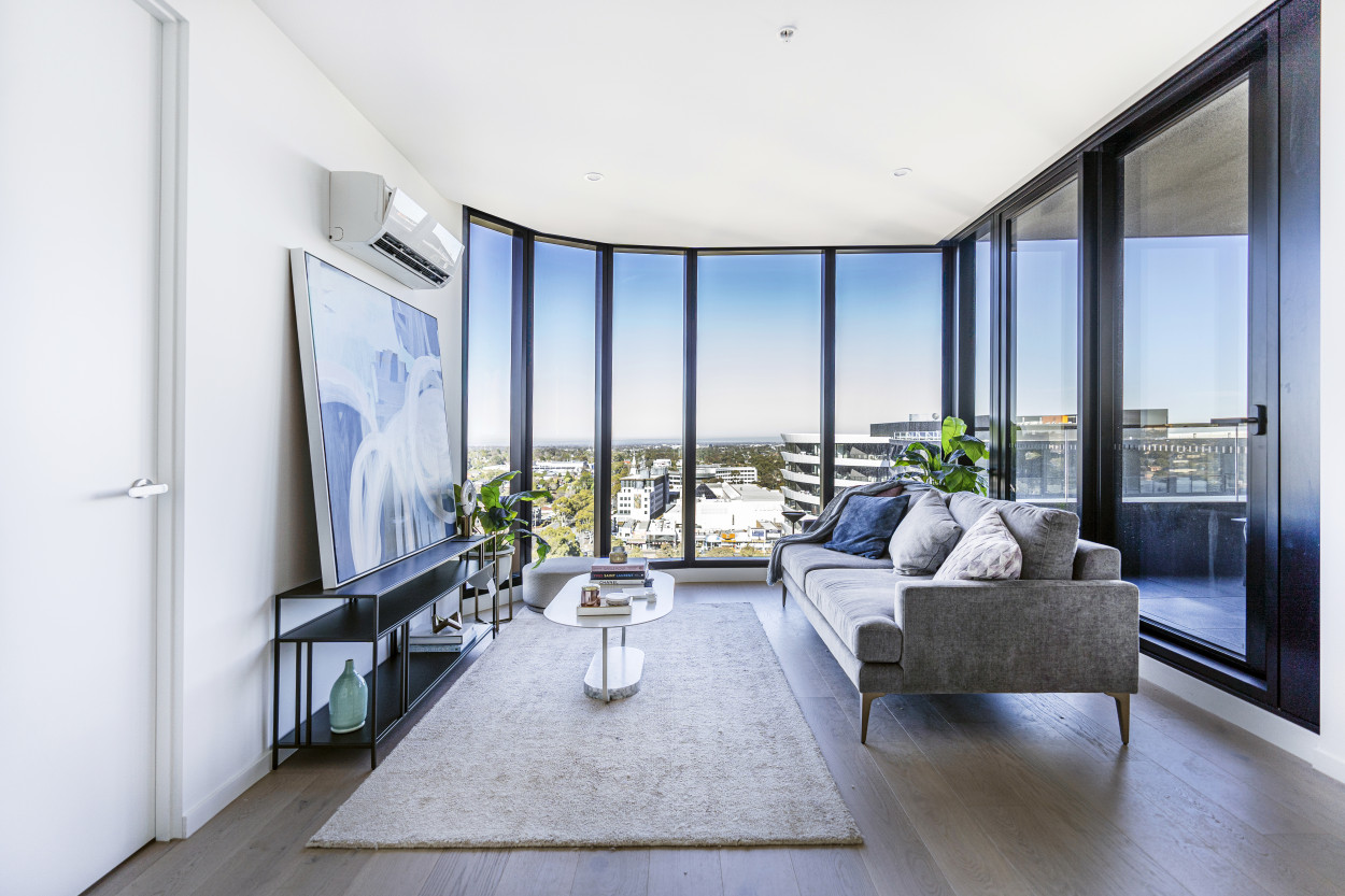 Effortless modern perfection in Melbourne's most connected address 235 Springvale Road - Glen Waverley 3150 Downsizing Apartment for Sale