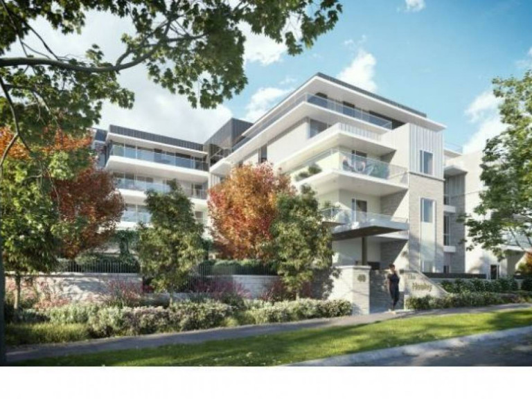 Apartments from $475,000