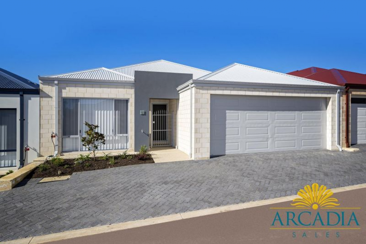ARCADIA WATERS GERALDTON - New 'CANNES' Design Available NOW in Stage 3