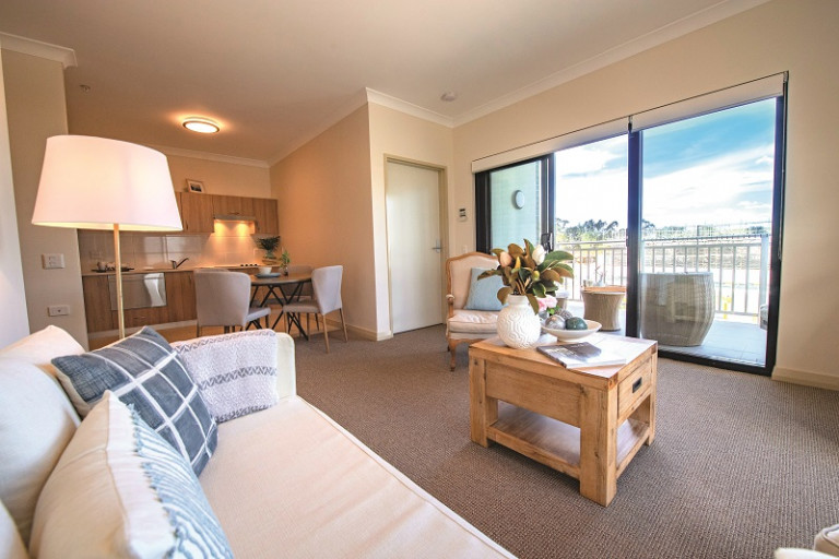 LAST ONE! Brand new 1-bedroom apartment $257,000* - Anglicare Rooty Hill Village