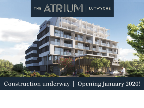 Apartment 106 | The Atrium Lutwyche
