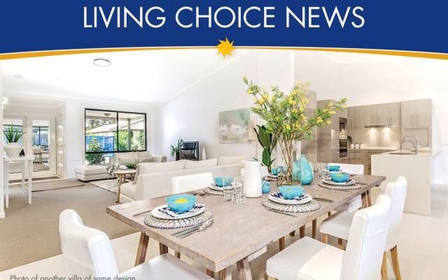Don't compromise in your retirement – our homes are simply the best