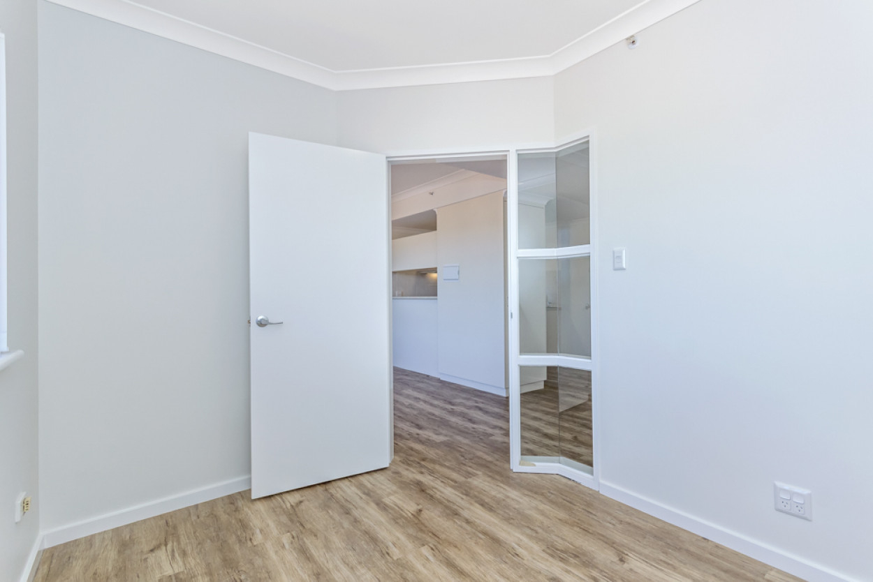 Treetop views with private balcony 710/1  Jeanes Road - Karrinyup 6018 Retirement Property for Sale
