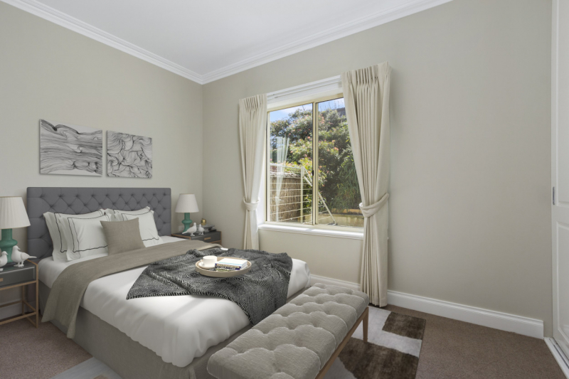 Luxury 2 bedroom retreat that oozes style and sophistication – Cameron Close Village