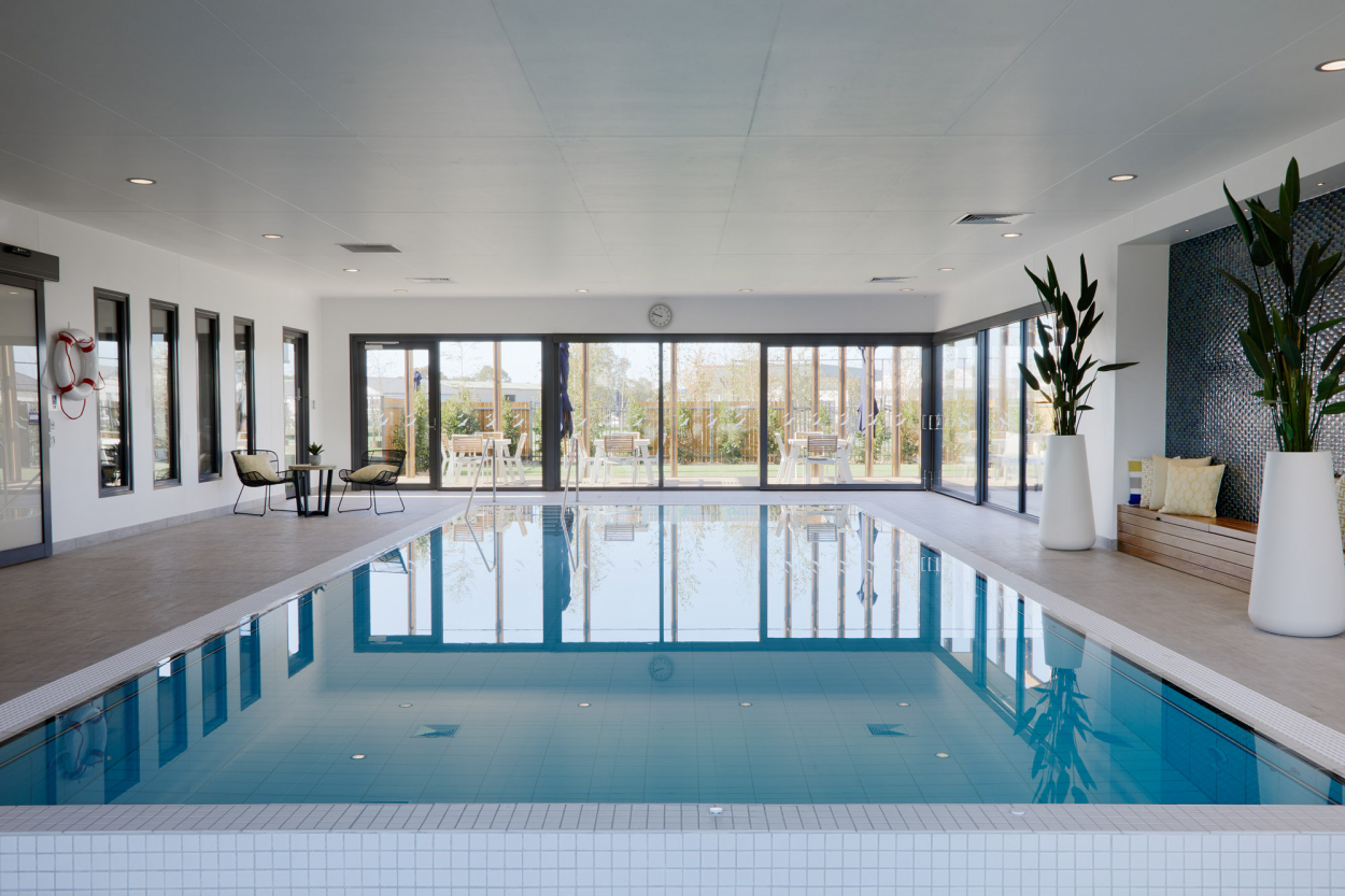 Luxury living in the thriving south east
