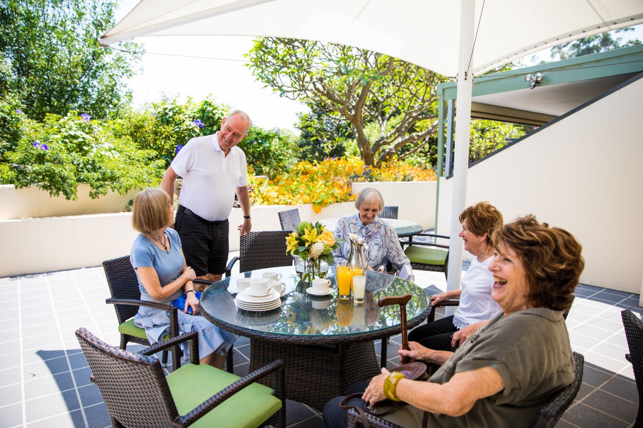Retire in the heart of Sydney