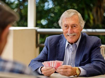 Uniting Healthy Living for Seniors Belmont