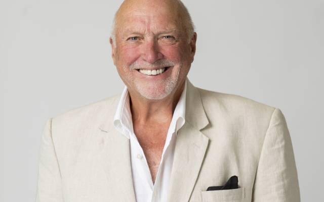 Join us for an unmissable event with Rex Hunt!