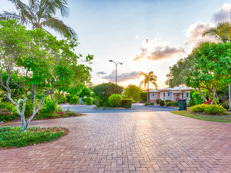 Type C villas