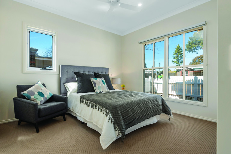 Boutique retirement community - Trentham