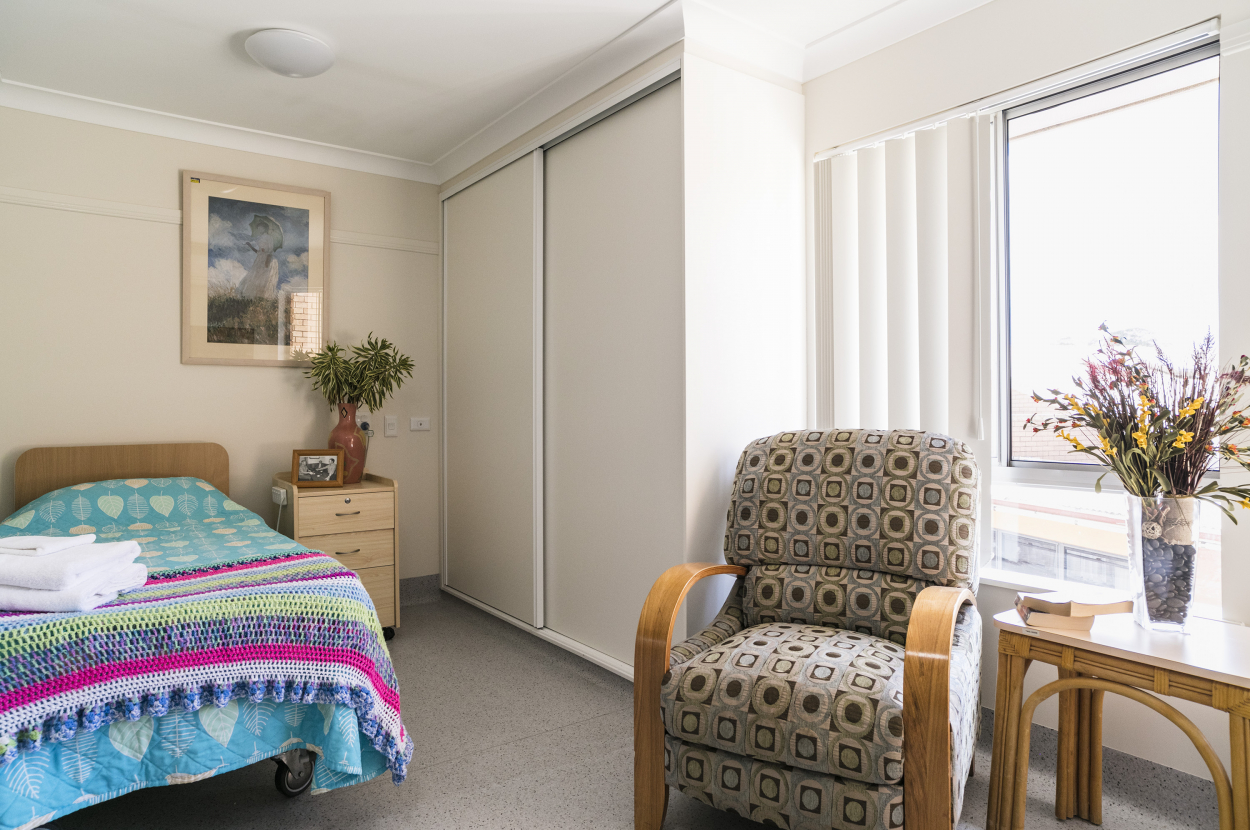 Whiddon Maclean Residential Care  Union Street - Maclean 2463 Retirement Property for Aged-care-facility