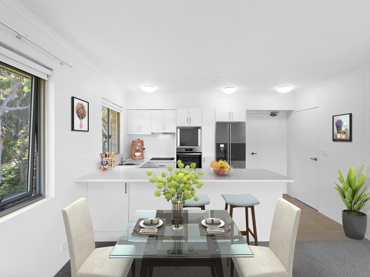 Maybrook Village 6 Jersey Place - Cromer 2099 Retirement Property for Sale