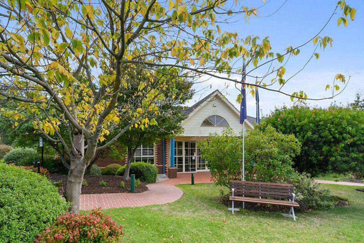 Unit 51 - Friendly & Leafy Community Location