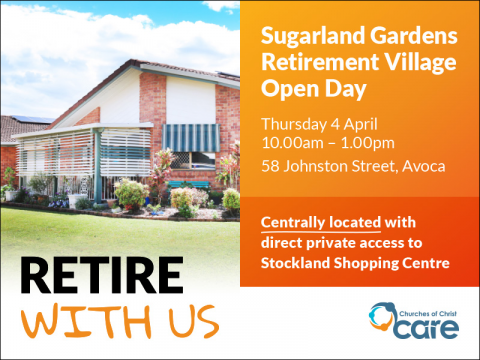 Sugarland Gardens Retirement Village Open Day