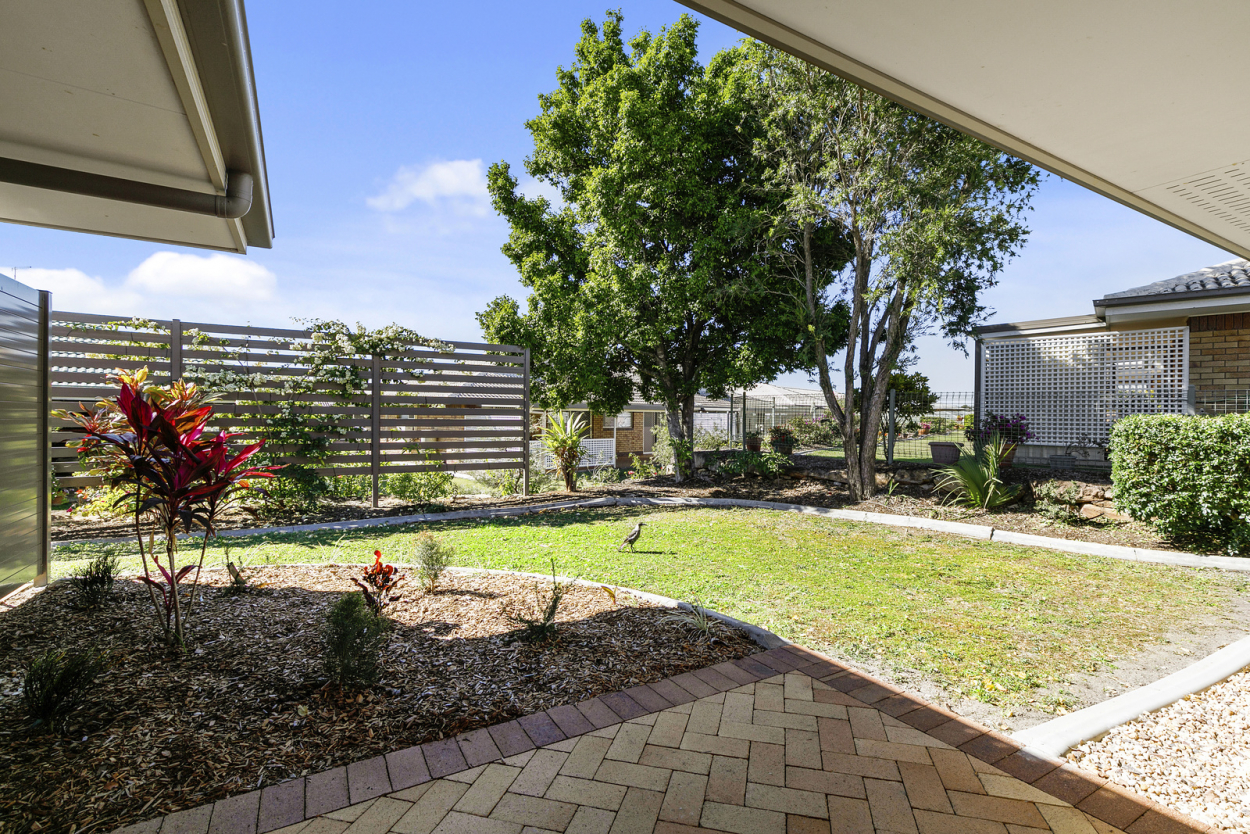 Private back yard - Inverpine 110 - UNDER DEPOSIT